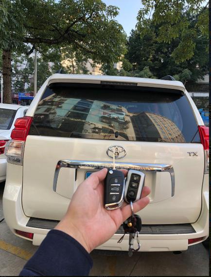 珠海凌锋汽车钥匙4S店,珠海那里有配汽车钥匙