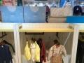 品牌童装展示柜货柜二手高柜边柜100200元/个