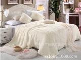 利荣家居毛毯 长毛粗绒毯子 家居毯 装饰毯 膝毯盖毯 可订货生产