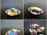 我厂生产异型优质水晶玻璃异形缝石钻(马眼