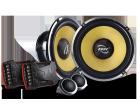 凯跃汽车音响S650豪华套装喇叭