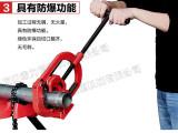 厂家直销 手动切管器四轮式钢管/不锈钢管管子割刀