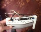 出售9成新闲置一年的电信官猫路由器一体机