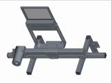 厂家生产单机偏振3D系统  偏光3D系统 光学偏光3D系统