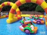 苏州儿童手摇船 水上滑梯租赁助阵商业活动