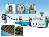 专业的pe碳素管设备推荐,pe碳素螺旋增强管材生产线厂家