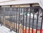 定制各种pvc护栏塑钢护栏铁艺护栏别墅围栏别墅小门