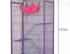 低价转让全新三层精品猫笼子