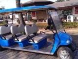 成都电动观光车巡逻车高尔夫球车出售