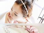 2014较新款韩国进口正品珍珠镶钻飘带发箍头箍红人款weiwei秀发带