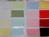 米样 厂家批发供应高品质水晶超柔绒布料,可复合面料.