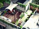 东莞东城别墅楼顶绿化,阳台绿化,庭院绿化