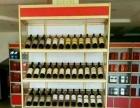 广西展柜钛合金展示柜展架电脑配件柜烟酒柜台展架货架铁架子