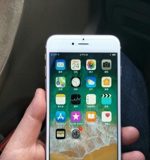 苹果iPhone6s Plus 64G 国行全网通