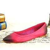 欧洲站女鞋新款头层牛皮真皮女鞋 鞋子女鞋批发欧美单鞋