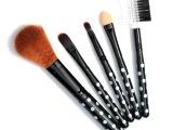 彩妆批发 正品法芙拉焕颜化妆套刷五件套 美妆工具351套刷