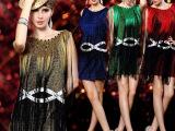 热卖新款 夜场女ds演出服歌手装流苏领舞服现代舞台装 表演装12