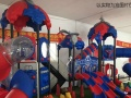 蹦蹦床滑梯淘气堡儿童乐园