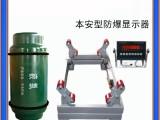 重庆3T防爆电子钢瓶称/信号输出钢瓶电子称
