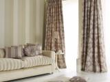 北京窗帘定做家庭布艺窗帘公司卷帘百叶帘安装窗帘杆轨道维修
