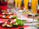 西安领秀专业提供高端餐饮外送-茶歇 冷餐 自助餐 酒会等
