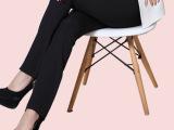 2015韩国春装新款修身女式休闲西裤长女裤子工作服直筒裤厂家直销