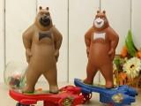 回力熊滑板车儿童益智小玩具批发 地摊货源义乌厂家直销