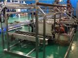 多槽超声波清洗机 机械臂式清洗线