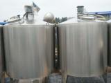 二手500L 1吨 2吨 3吨电加热搅拌罐 不锈钢液体搅拌桶