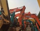 克孜勒苏二手挖掘机出售质保三个月保运输小松卡特日立神钢沃尔