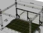 南充钢铁行桁架背景墙雷亚架折叠铝合金舞台灯光架铁马篷房演