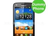 酷派手机模型 酷派7266原装手感手机机模 展示机型批发黑色彩屏