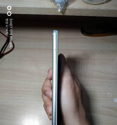 魅族魅蓝note6 月光银3+32
