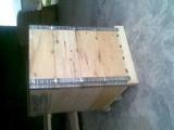 新乡低价出售经济围板箱 周转专用围板木箱