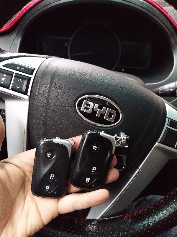 新平开锁 祝氏汽车钥匙
