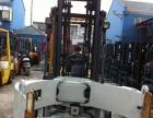 湘潭合力3吨平抱夹叉车/二手夹抱叉车市场/3吨二手叉车转让