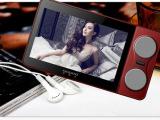 欧普达836 8G 4.3寸触摸+按键+超大3D外响高清MP5