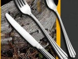 精品全加厚创意欧式德国不锈钢西餐餐具吃牛排刀叉勺