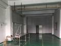 沙井西环电子城附近新出楼上600平米厂房