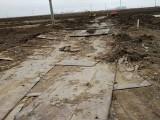 合肥包河区钢板出租-建筑施工路面铺垫-即铺即用