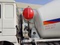 转让 搅拌运输车陕汽德龙12方搅拌车现车一台