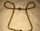 南红玛瑙项链