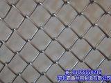 镀锌勾花网+煤矿支护菱形网推荐使用河北霸鑫 优质厂家