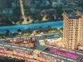 天水新城与老城核心地段商铺买1层送1层