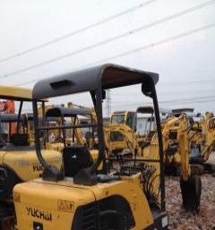 玉柴 YC13-8 挖掘机         (玉柴13型20型挖机)