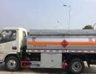转让 油罐车东风中小型加油车5吨8吨油的油罐车