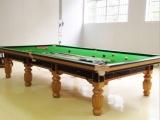 斯诺克台球桌家用别墅台球桌酒店会所台球桌公司单位桌球台