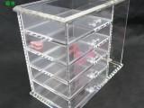 有机玻璃制品生产厂家-粤丰展示-有机玻璃收纳盒