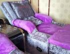 足疗电动沙发床!足疗沙发茶几!