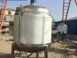 胜达机械机油搅拌罐 山东供应不锈钢润滑油加热反应釜